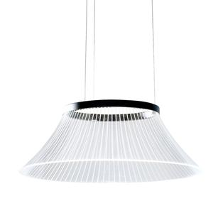 Martinellie Luce - 21002 Plissè Striped Diffuser Hanglamp Anthracite