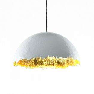 Catellani & Smith - Postkrisi 49 Ø100cm hanglamp Wit / Goud