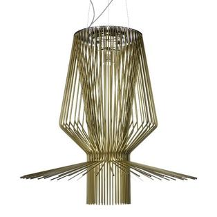 Foscarini - Allegro Assai LED hanglamp Goud