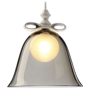 Moooi - Bell hanglamp Wit / Rook