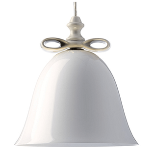 Moooi - Bell hanglamp Wit / Wit