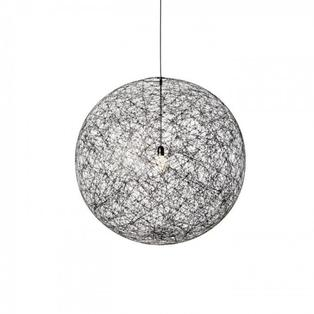 Moooi - Random Light Large hanglamp Zwart