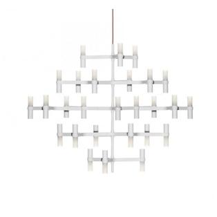 Nemo - Crown Major hanglamp Wit