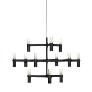 Nemo - Crown Minor hanglamp Zwart