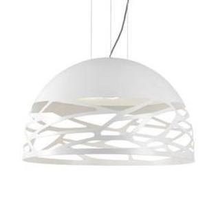 Studio Italia - Kelly Dome hanglamp Wit