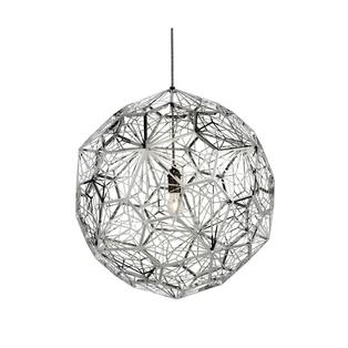 Tom Dixon - Etch Web hanglamp Staal