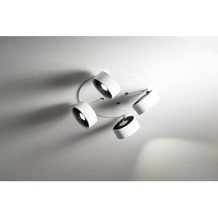 Radius - Absolut Basica SC 4 LED Spots Wit