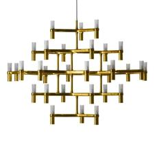 Nemo - Crown Major hanglamp Goud